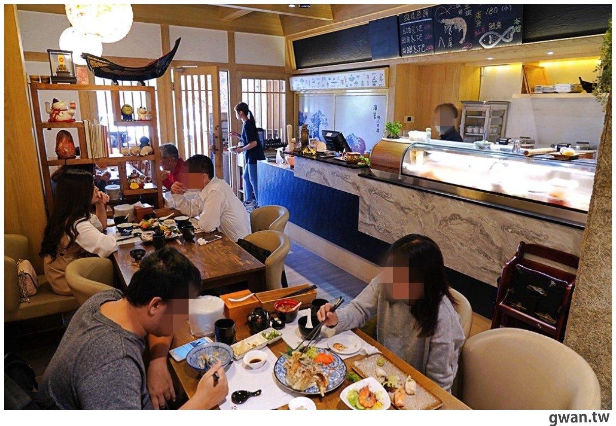 20201221234324 79 - 熱血採訪|開在大馬路邊卻總是錯過的日式料理,還有台中少見的焗烤壽司!