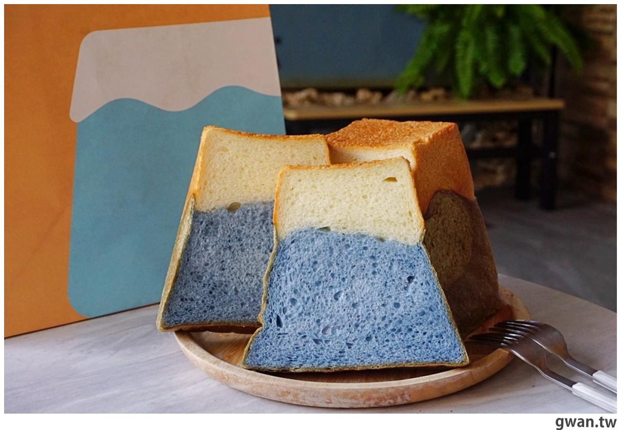 三牧田麵包專門店|台中超療癒的富士山吐司,還有富士山甜點都在這!