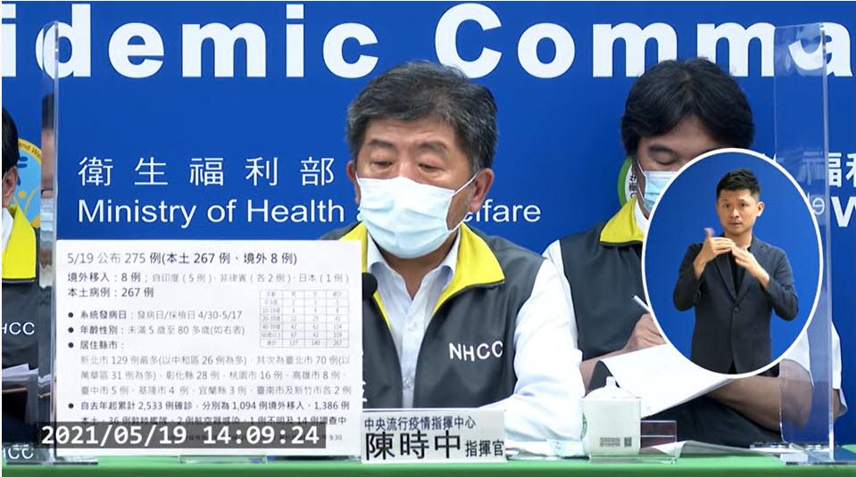 最新消息!全國進入第三級防疫警戒