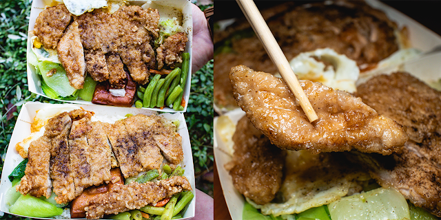 三星社區排骨飯|飄香數十年,藏在社區內的懷舊台南味!
