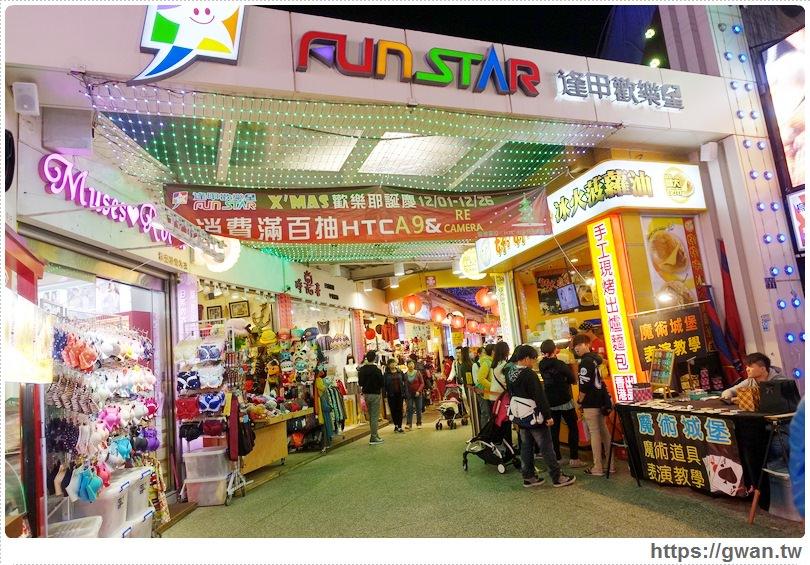 台中美食,逢甲夜市,逢甲歡樂星,逢甲夜市有什麼好吃的,逢甲歡樂星攻略,fun star,炸奶糖,激旨燒鳥,可樂私房燒,金good棒,虛擬實境,老馬LED-1-074-1
