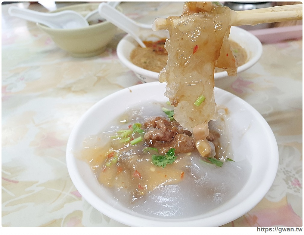 來來大腸蚵仔麵線 向上市場美食