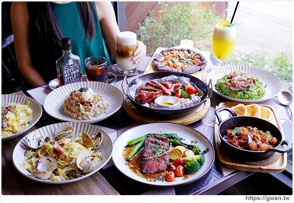 黑浮咖啡台中公益店2020新菜單 | 台中全日早午餐、台中公益路美食咖啡廳