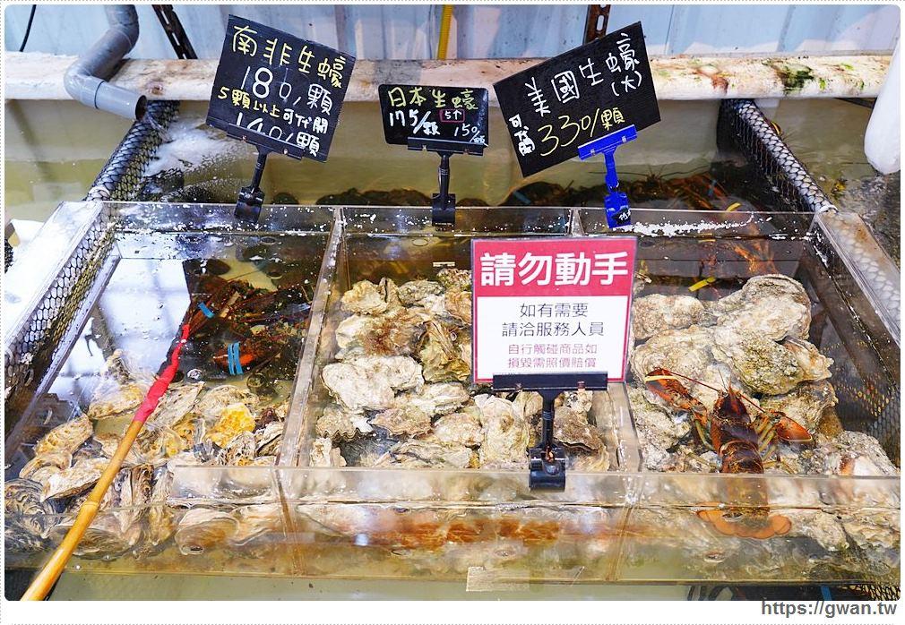 阿布潘水產 台中活海鮮