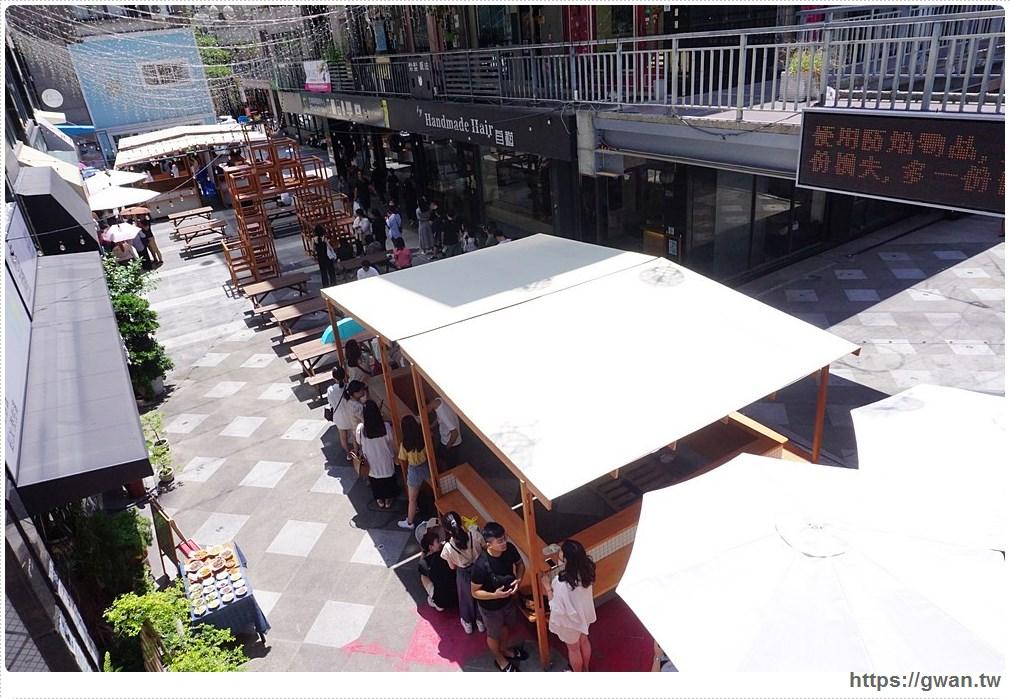 台中富地市場開幕啦!全年無休的新夜市就在一中商圈,富地文青市集攤位搶先看