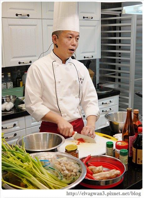 豆油伯廚藝教室-邱寶郎師傅-客家米苔目煎肉餅-8