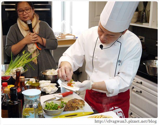 豆油伯廚藝教室-邱寶郎師傅-客家米苔目煎肉餅-35