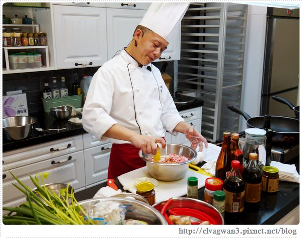 豆油伯廚藝教室-邱寶郎師傅-客家米苔目煎肉餅-18