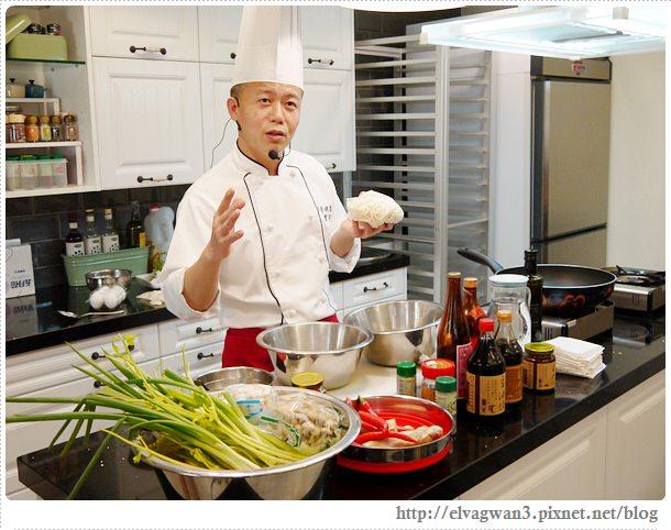 豆油伯廚藝教室-邱寶郎師傅-客家米苔目煎肉餅-1