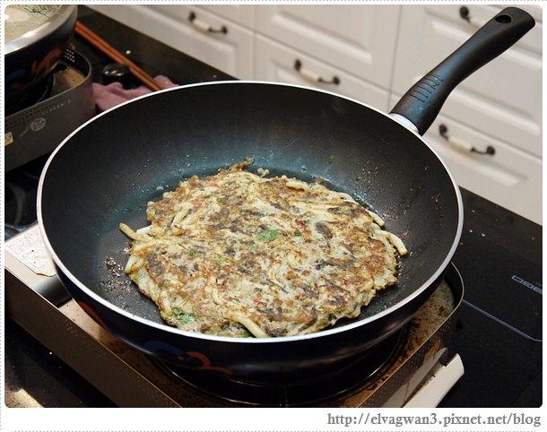 豆油伯廚藝教室-邱寶郎師傅-客家米苔目煎肉餅-32