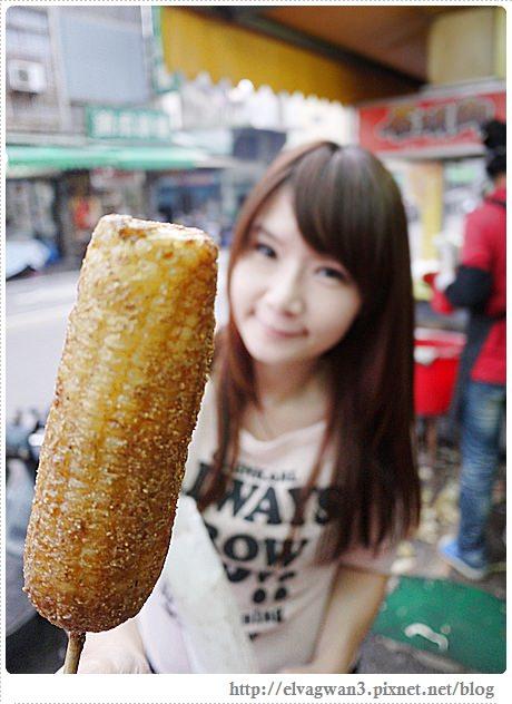 台南保安路石頭鄉烤玉米
