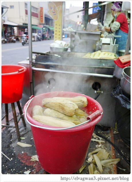台南保安路石頭鄉烤玉米-6