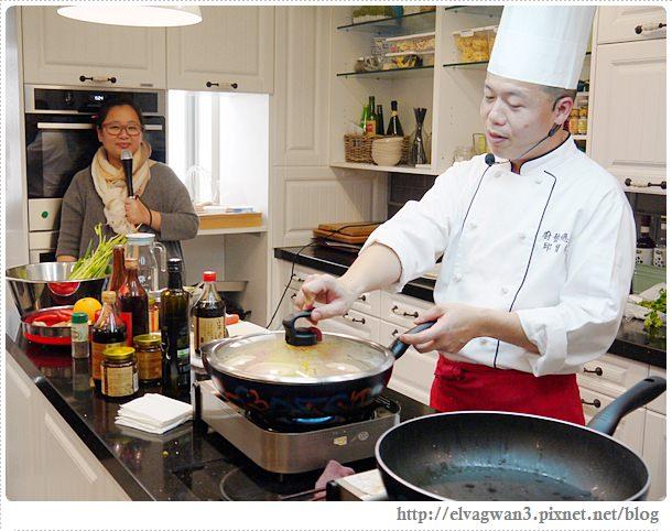 豆油伯廚藝教室-邱寶郎師傅-寧波年糕-28