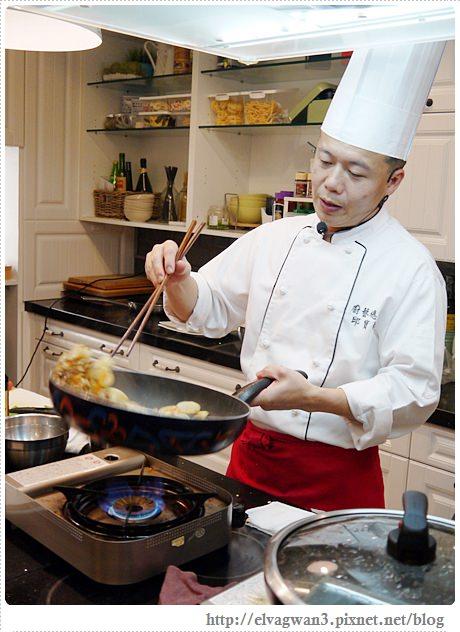 豆油伯廚藝教室-邱寶郎師傅-寧波年糕-26