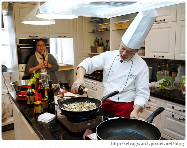 豆油伯廚藝教室-邱寶郎師傅-寧波年糕-22