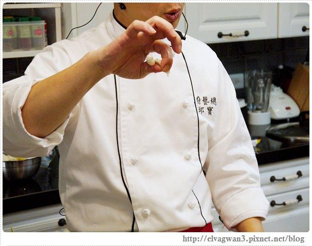 豆油伯廚藝教室-邱寶郎師傅-寧波年糕-10