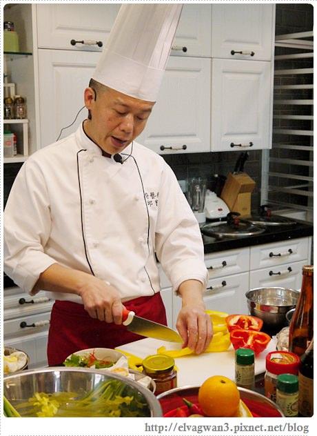 豆油伯廚藝教室-邱寶郎師傅-寧波年糕-8