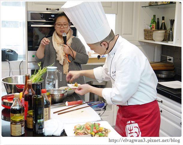 豆油伯廚藝教室-邱寶郎師傅-寧波年糕-35
