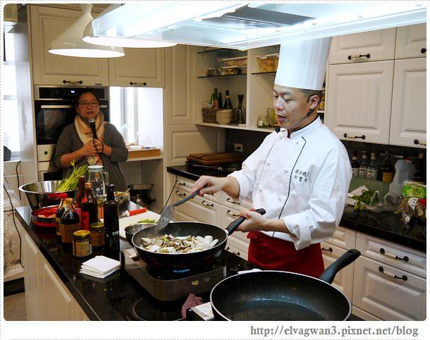 豆油伯廚藝教室-邱寶郎師傅-寧波年糕-21