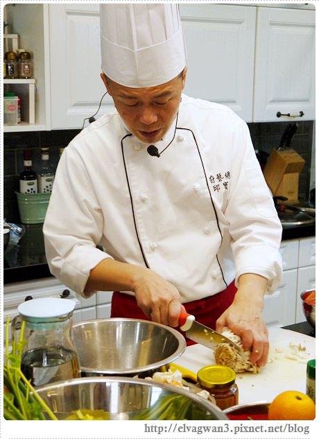 豆油伯廚藝教室-邱寶郎師傅-寧波年糕-12