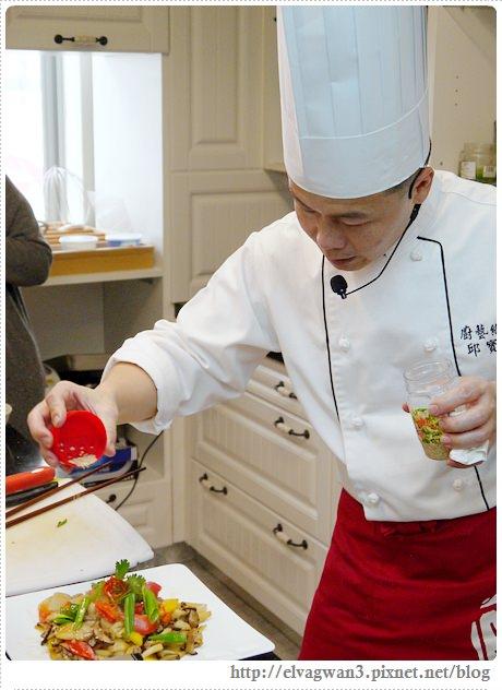 豆油伯廚藝教室-邱寶郎師傅-寧波年糕-37