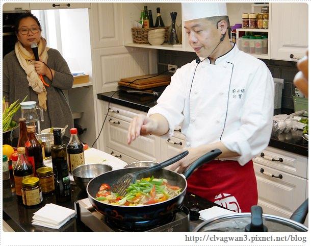 豆油伯廚藝教室-邱寶郎師傅-寧波年糕-33