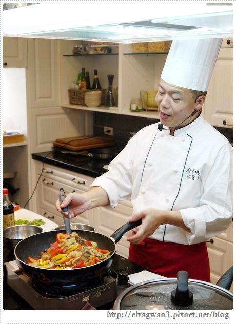 豆油伯廚藝教室-邱寶郎師傅-寧波年糕-32