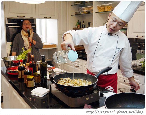 豆油伯廚藝教室-邱寶郎師傅-寧波年糕-25