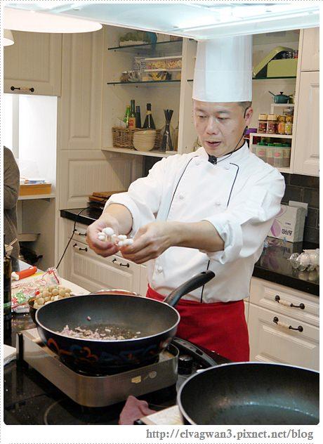 豆油伯廚藝教室-邱寶郎師傅-寧波年糕-16