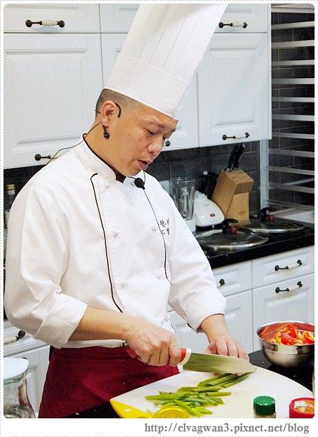 豆油伯廚藝教室-邱寶郎師傅-寧波年糕-14