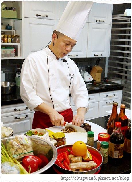豆油伯廚藝教室-邱寶郎師傅-寧波年糕-5
