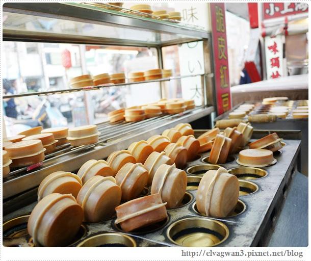 台南-南方公園-美食廣場-脆皮紅豆餅-創意多口味-7