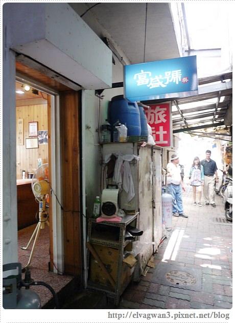 台南富盛號碗糕魚羹-國華街-6