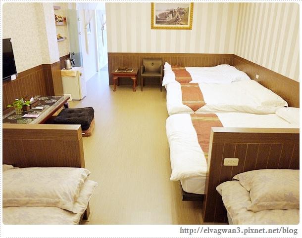 台南民宿-安平-入船町民宿-42-5樓總統-1