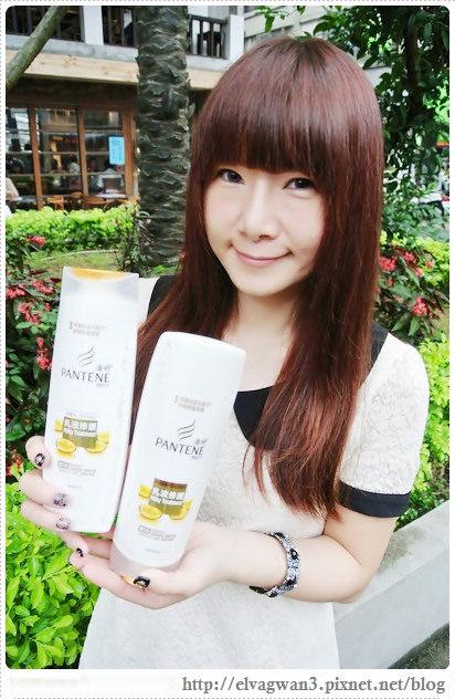 潘婷乳液修護洗髮乳潤髮精華素-5