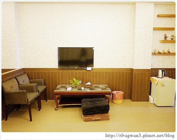 台南民宿-安平-入船町民宿-5樓總統房-15