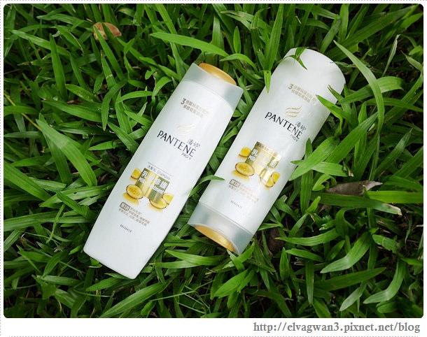 潘婷乳液修護洗髮乳潤髮精華素-2