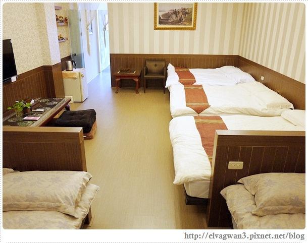 台南民宿-安平-入船町民宿-5樓總統房-11