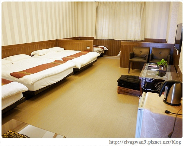 台南民宿-安平-入船町民宿-5樓總統房-9