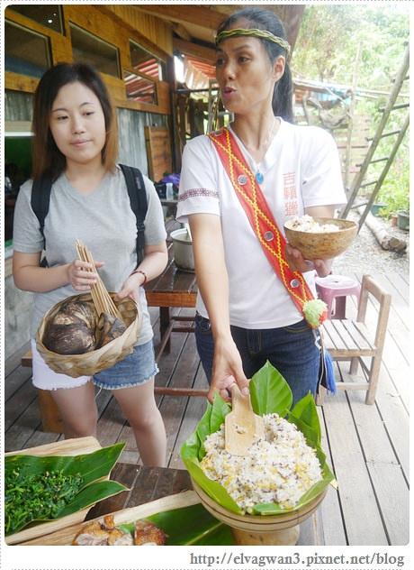花蓮-水璉部落-吉籟獵人學校-部落風味餐-4-1-453-1