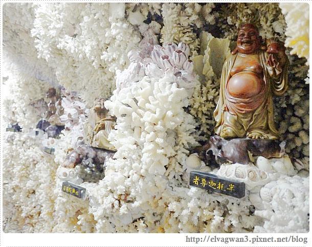 北海岸-三芝貝殼廟-富福頂山寺-十八羅漢洞-淡金公路-38-933-1