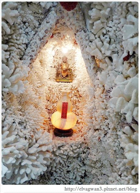 北海岸-三芝貝殼廟-富福頂山寺-十八羅漢洞-淡金公路-33