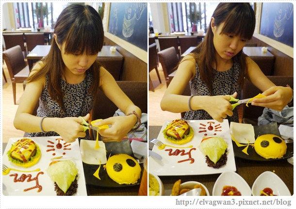 台中-一中街-雙魚二次方-創意漢堡義大利麵-造型漢堡DIY-39