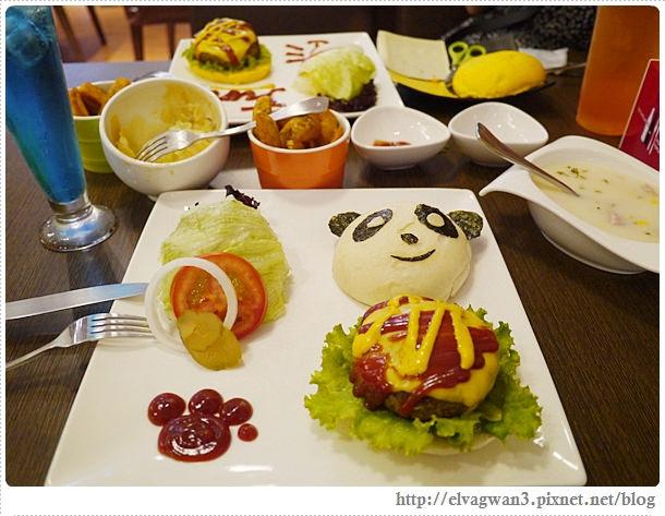 台中-一中街-雙魚二次方-創意漢堡義大利麵-造型漢堡DIY-23-797-1