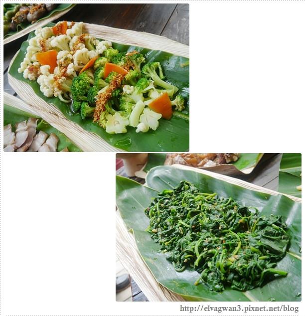 花蓮-水璉部落-吉籟獵人學校-部落風味餐-10