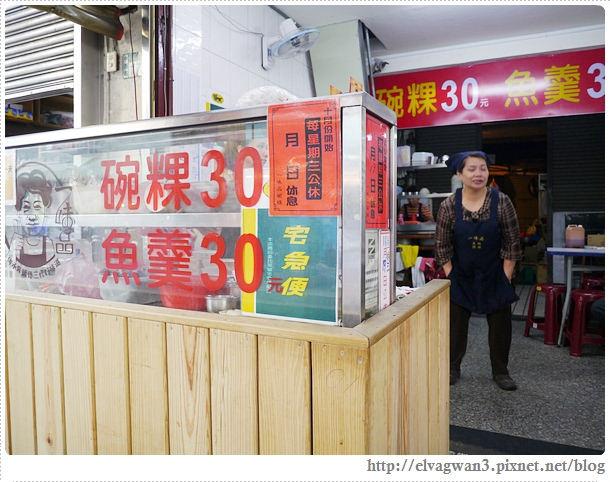 台南-中西區-國華街-一味品-富盛號-黑碗粿-魚羹-火燒蝦-溫體豬肉-老店-三代傳承-市場-3-007-1