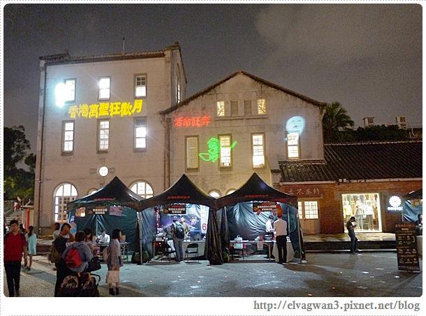 華山1914文化創意產業園區-香港萬聖南瓜田活動-香港萬聖狂歡月-6-295-1