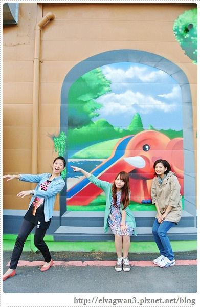 台南-東區-86綠園巷-彩繪-3D壁畫-巷內-遊樂園-5-117-19 (209)-1