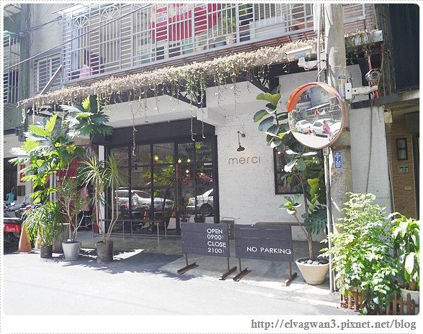 板橋早午餐-brunch-merci cafe-捷運板橋站-巷弄早午餐-人氣早餐店-1-385-1