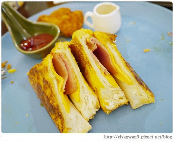 板橋-早午餐-捷運府中站-野豬核桃-野豬霸王餐-28-275-1